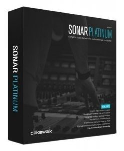 Cakewalk SONAR Platinum 22.11.0 Build 111 (2016.11)
