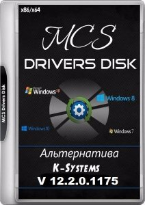 MCS Drivers Disk 12.2.0.1175