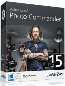 Ashampoo Photo Commander 15.0.2 + Portable / RePackby KpoJIuK