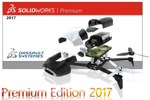 SolidWorks Premium Edition 2017 SP 1.0