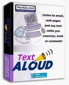 NextUp TextAloud 3.0.103 + European Voice Engines (18 Engines)