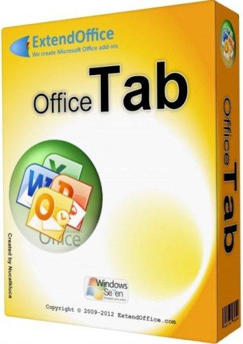 Office Tab Enterprise 12.00 RePack by Roonney & HsC
