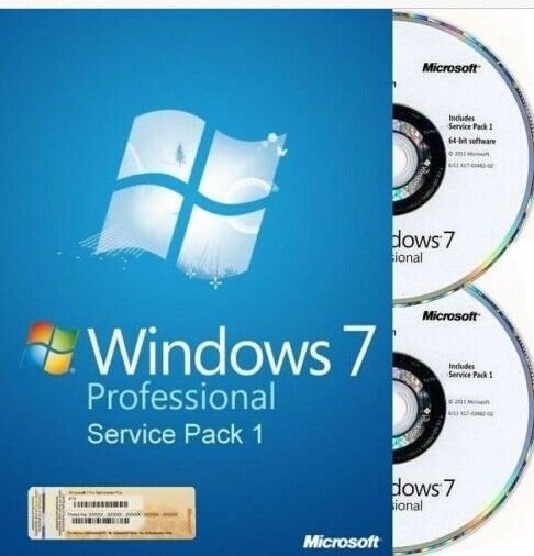 Microsoft Windows 7 SP1 / x86 / DVD-USB Release By StartSoft / 07-08 2017