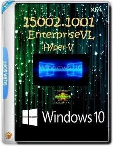 Windows 10 Build 10.0.15002.1001x64 EnterpriseVL for Hyper-V / rs prerelease.170102-1700  09.01.2017