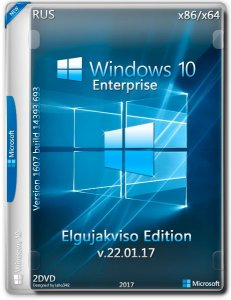 Windows 10 Enterprise / Elgujakviso Edition / v.22.01.17