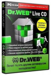Dr.Web ® LiveDisk 9.0.0 / 31.01.2017