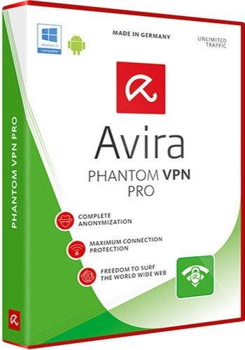 Avira Phantom VPN Pro 2.4.3.30556 RePack by D!akov