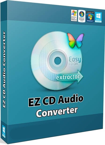 EZ CD Audio Converter 5.1.1.1 Ultimate + Portable / RePack by KpoJIuK