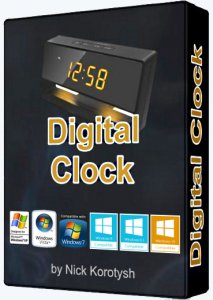 Digital Clock 4.5.3 Stable + Portable