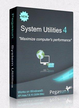Pegasun System Utilities 4.30 RePack by tolyan76 [Multi/Ru]<br />
