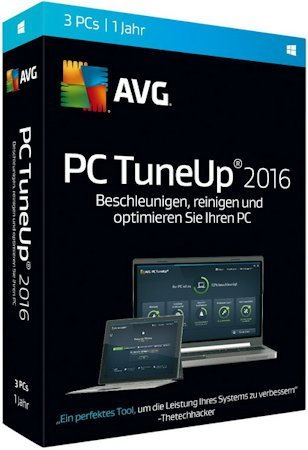 AVG PC Tuneup 16.74.2.60831 [Web Installer] [Multi/Ru]