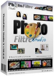 PhotoFiltre Studio X 10.12.1 Portable by ZVSRus [Ru]
