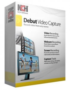 Debut Video Capture Pro 4.0.4 RePack by 78Sergey [Ru]
