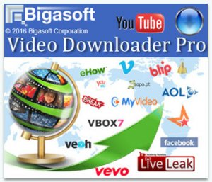 Bigasoft Video Downloader Pro 3.14.1.6285 RePack by вовава [Multi]