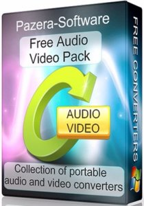 Pazera Free Audio Video Pack 2.15 Portable [Ru/En]