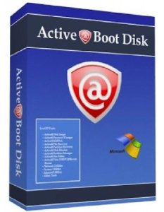 Active@ Boot Disk (LiveCD) 10.5.0 RePack by WYLEK (x64) [Ru]