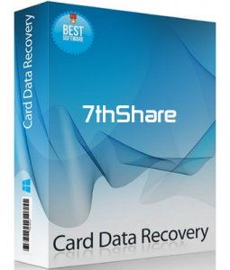 7thShare Card Data Recovery 1.3.9.6 RePack by вовава [En]
