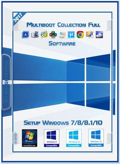 Multiboot windows 7 торрент