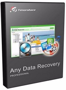 Tenorshare Any Data Recovery Pro 6.0.0.0 RePack by вовава [En]