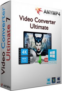 AnyMP4 Video Converter Ultimate 7.2.18 RePack by вовава [Ru/En]