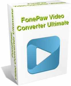 FonePaw Video Converter Ultimate 2.1.0 RePack by вовава [En]