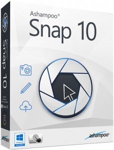 Ashampoo Snap 10.0.2 Final RePack (& Portable) by D!akov [Ru/En]