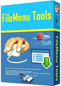 FileMenu Tools 7.3.3 RePack (& Portable) by D!akov [Multi/Ru]