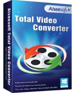 Aiseesoft Total Video Converter 9.2.12 RePack by вовава [Ru/En]