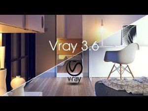 V-Ray 3.60.03 for 3ds Max 2013-2018 [En]