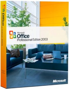 Microsoft Office Professional 2003 SP3 (2017.08) RePack by KpoJIuK