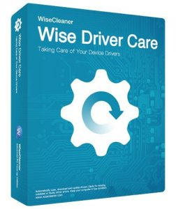 Wise Driver Care Pro 2.2.1219.1009 (2017) PC | RePack by D!akov