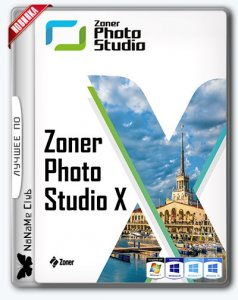Zoner Photo Studio X 19.1710.2.40 RePack by KpoJIuK [Ru/En]