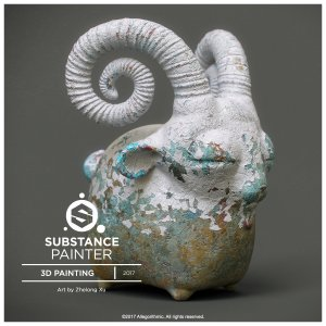 Allegorithmic Substance Painter 2017.3.1 Build 1893 [En]