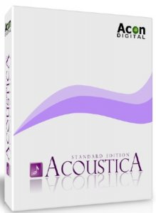 Acoustica Premium Edition 7.1.6 (2018) РС | RePack & Portable by TryRooM