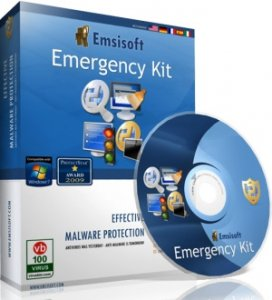 Emsisoft Emergency Kit 2017.11.0.8219 (2017) PC | Portable