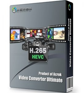 Acrok Video Converter Ultimate 6.0.96.1129 (2017) PC | RePack by вовава