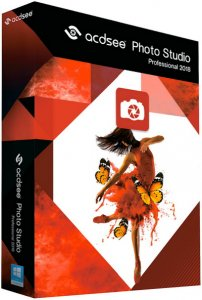 ACDSee Photo Studio Professional 2018 11.2 Build 888 [x64] (2018) PC | RePack by D!akov