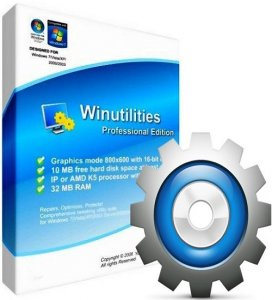 WinUtilities Professional Edition 15.2 (2018) РС | RePack by D!akov