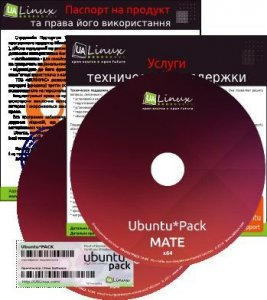 Ubuntu*Pack 14.04 MATE [i386 + amd64] [февраль] (2018) PC