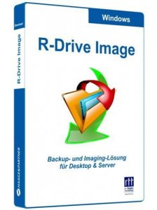 R-Drive Image Technician 6.2.Build.6202 (2019) PC | RePack & Portable by TryRooM