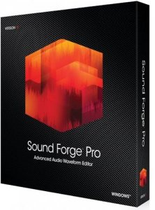 MAGIX Sound Forge Pro Suite 12.1 Build 170 (2018) PC | RePack by KpoJIuK