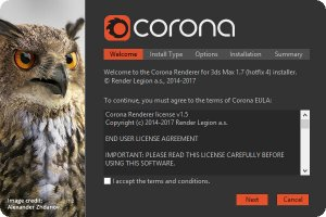 Corona Renderer 1.7.4 for 3ds Max 2012-2019 [En]
