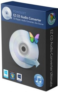 EZ CD Audio Converter 7.1.5.1 Ultimate (2018) PC | + RePack & Portable by TryRooM / Portable by PortableAppz [x64]