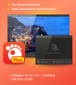 GOM Player Plus 2.3.31.5290 Final (2018) РС