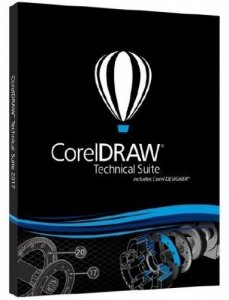 CorelDRAW Technical Suite 2018 20.1.0.707 (2018) PC | RePack by KpoJIuK