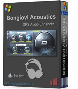 Bongiovi Acoustics DPS Audio Enhancer 2.1.0.8 (2018) PC | RePack by elchupacabra