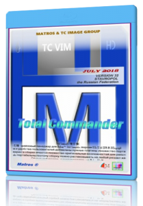 Total Commander 9.21a Extended 18.9 Full / Lite (2018) PC | RePack & Portable by BurSoft