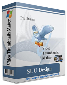 SUU Design Video Thumbnails Maker Platinum 11.0.0.3 (2018) РС | RePack & Portable by TryRooM
