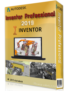 Autodesk Inventor Pro 2019.1 (2018) РС | by m0nkrus