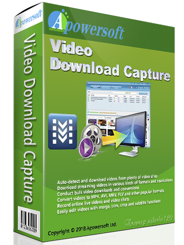 apowersoft video download capture mac